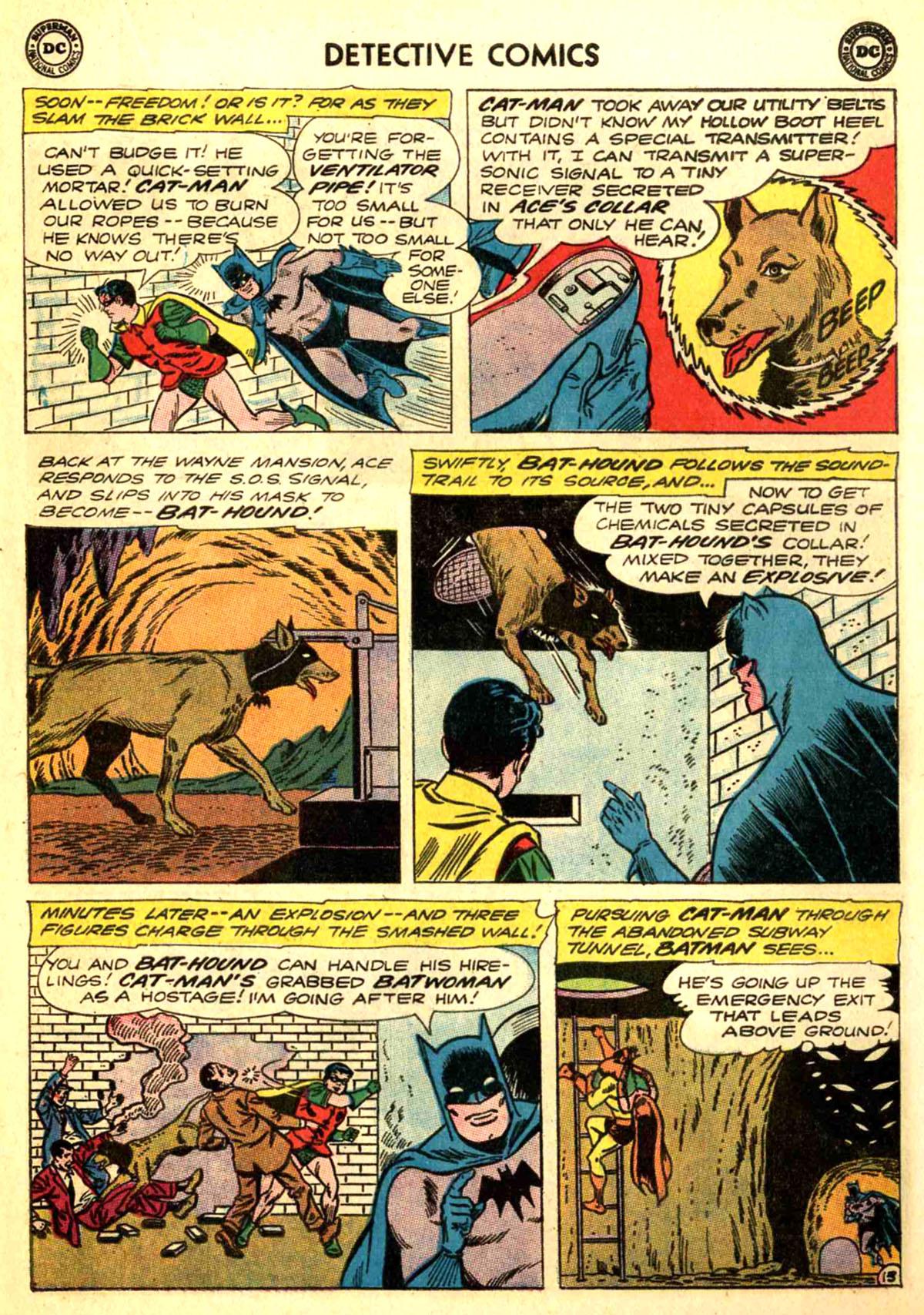 Detective Comics (1937) 318 Page 16