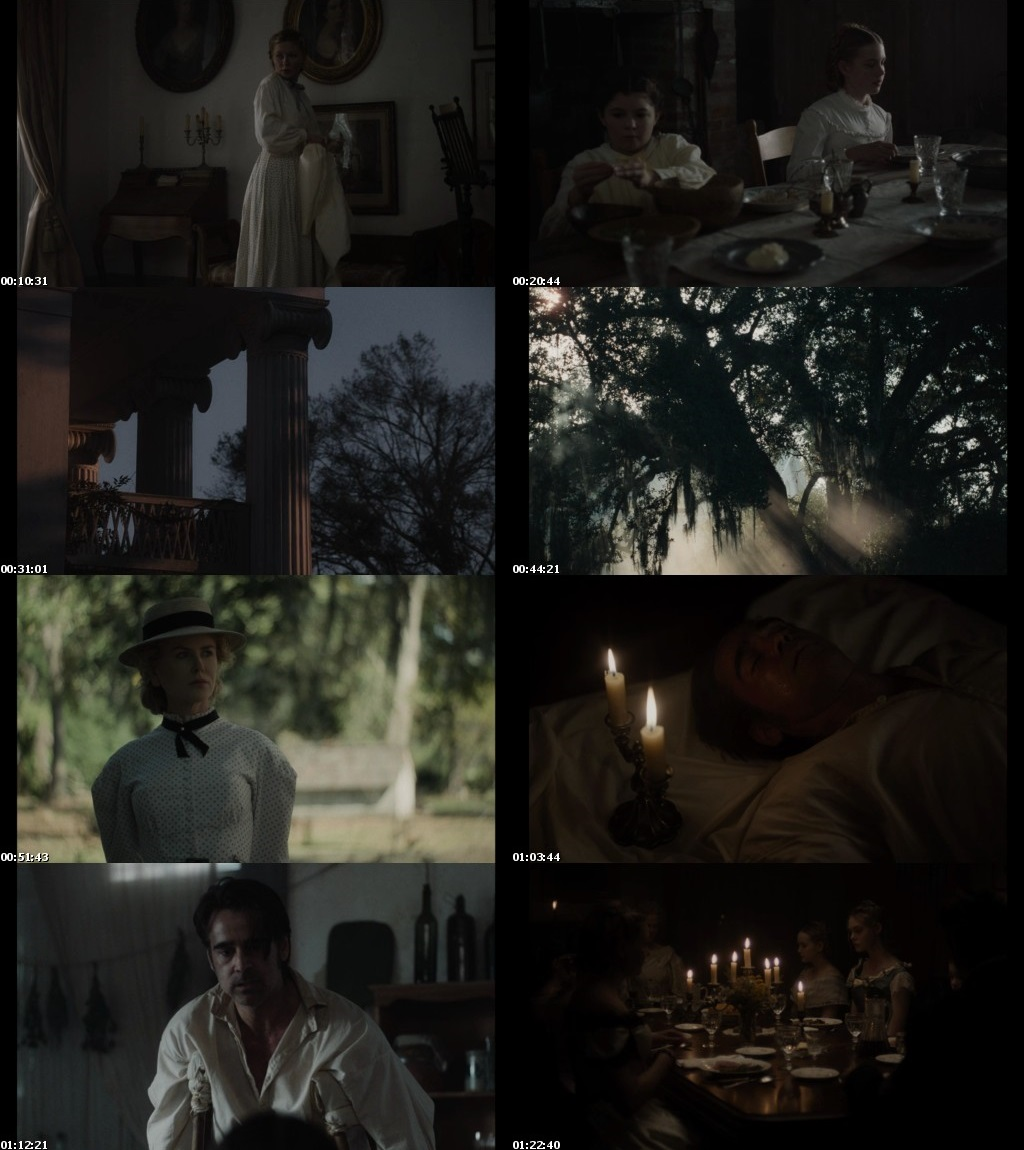 Watch Online Free The Beguiled (2017) Full Hindi Dual Audio Movie Download 720p 480p Bluray