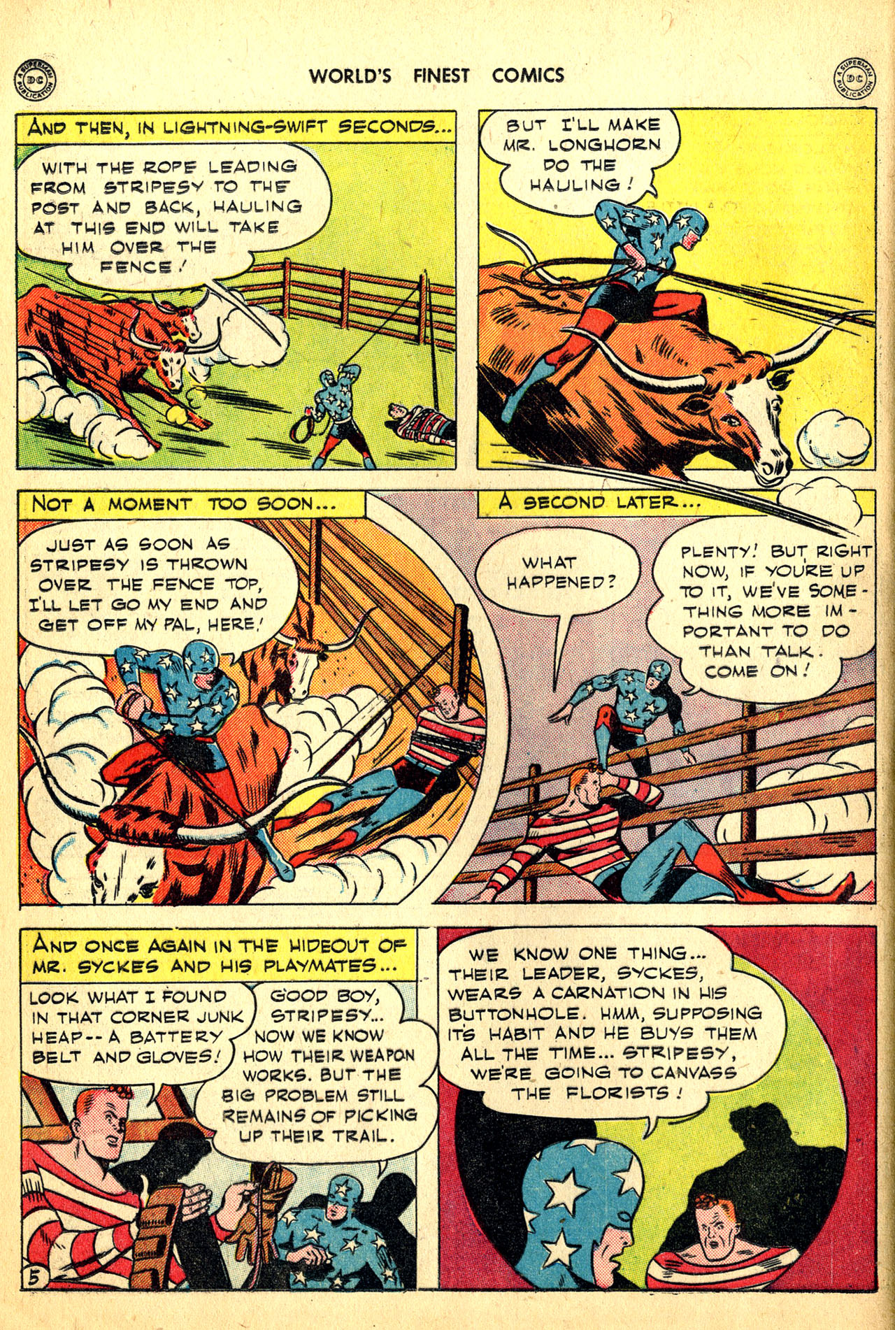 Read online World's Finest Comics comic -  Issue #18 - 20
