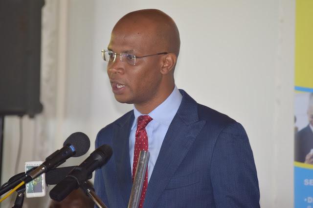 January Makamba afungua Kongamano la nne la Diaspora Zanzibar