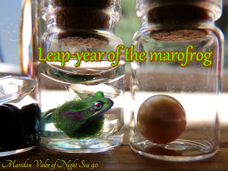 Leap-year; the legend of the marofrog.