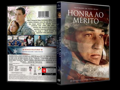 Capa DVD Honra ao Mérito [Custom]