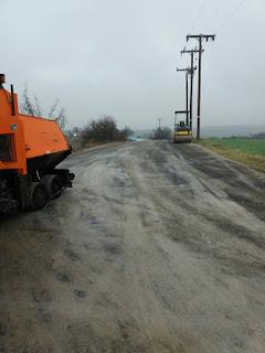 Δήμος Κατερίνης: Συστηματικές παρεμβάσεις συντήρησης και αποκατάστασης του οδικού δικτύου σε δημοτικές – τοπικές κοινότητες
