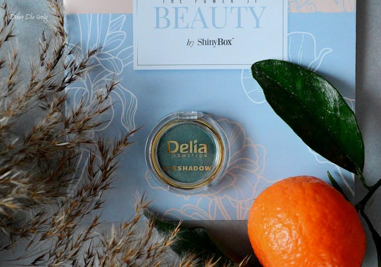 ShinyBox The Power of Beauty - Delia Cosmetics Cień do powiek
