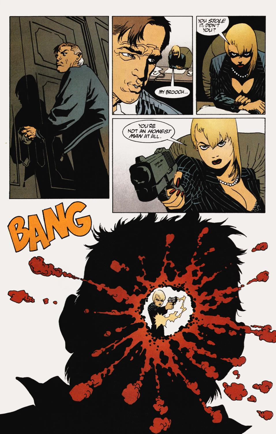 Read online 100 Bullets comic -  Issue #5 - 21