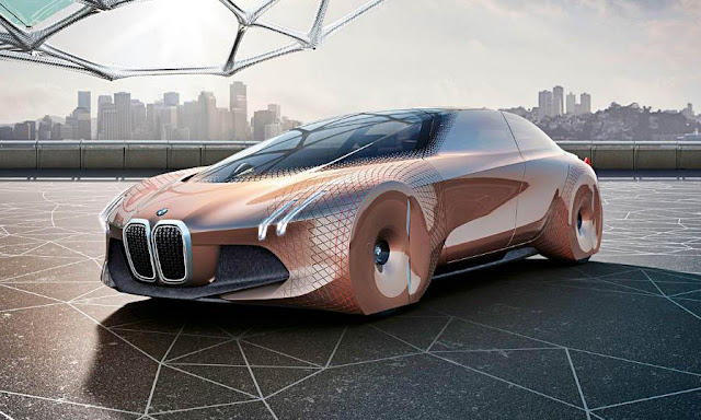 BMW Vision Next 100 Price