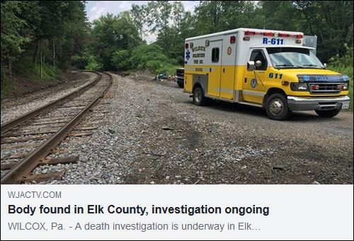 https://l.facebook.com/l.php?u=https%3A%2F%2Fwjactv.com%2Fnews%2Flocal%2Fbody-found-in-elk-county-investigation-ongoing&h=AT2gjuBo02fqdVBZqVD4MmnkTw3rb9Y6LehNW7aDFyyB1-xbJYN-uu6B5salSaUlvotv5rvkj2H0TbzuQYh2SEqyLXxqeLzZfyqO3FobvOj9xp3fNQcKPnJdHATgblPanxdm5YetHa6_R98qf90b0lyXYB9o5qxFL_o-