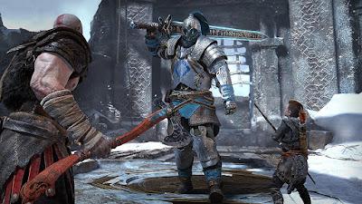 God of War Game Screenshot 11