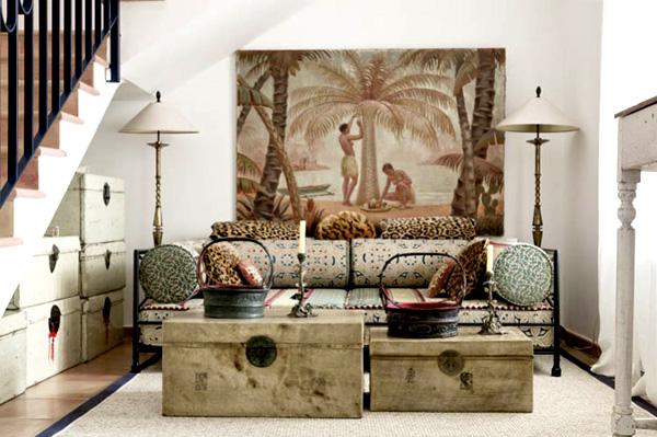 Rustik chateaux El bal  Un mueble para aventureros