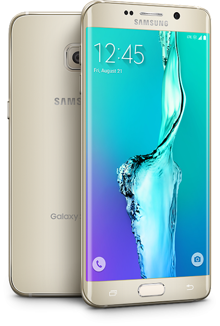 Samsung Galaxy S6 Edge Plus Android v5.0