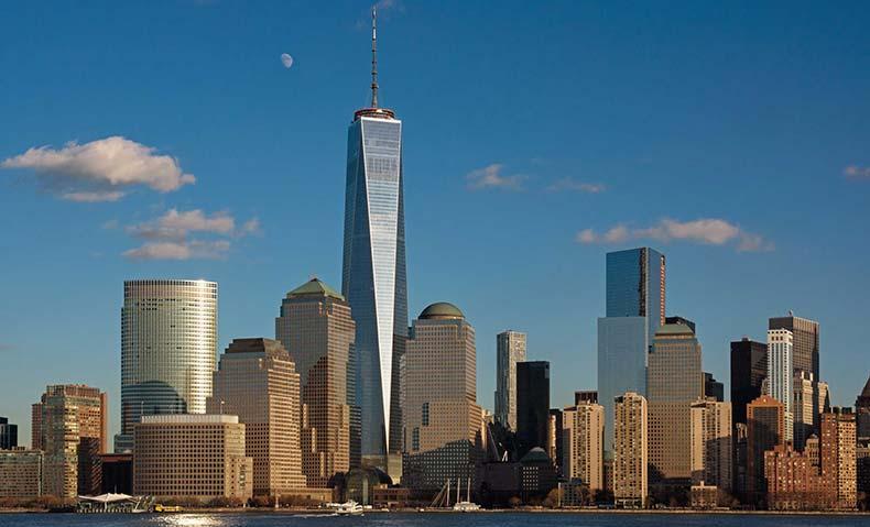 10 самых высоких зданий мира ТОП 6