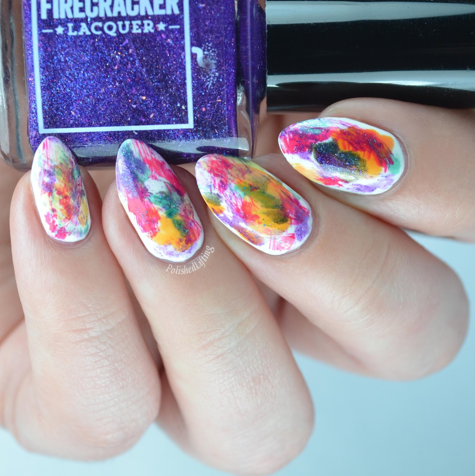 Polished Lifting: March Clairestelle8 Nail Art Challenge - Clothes