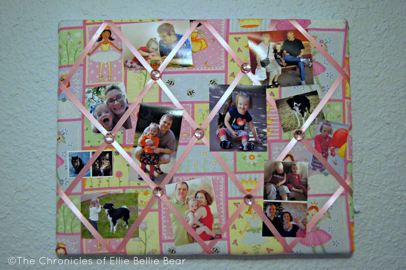 How To Make A French Memo Board Hobby Craft
