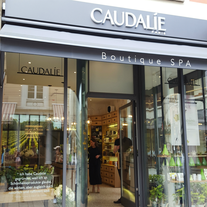 Caudalie - 1. Boutique SPA Opening in Düsseldorf