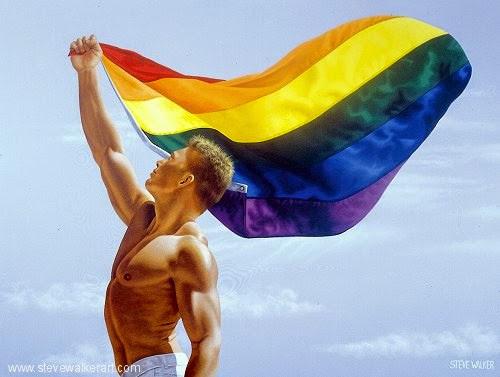 Pelangi LGBT Betebaran di Facebook, Mari Merayakan Penyimpangan