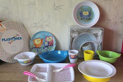 acheter de la vaisselle pour bébé