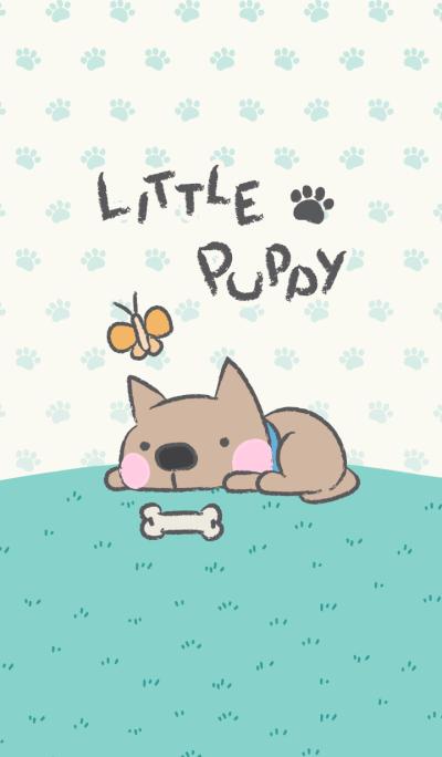 Little puppy (Green ver.)