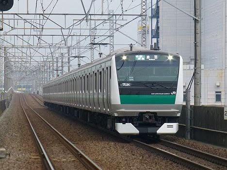 埼京線 各駅停車 赤羽行き2 E233系