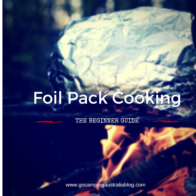 foil pack camping guide and recipes