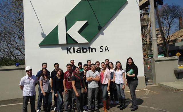 Klabin está entre as melhores empregadoras do Brasil