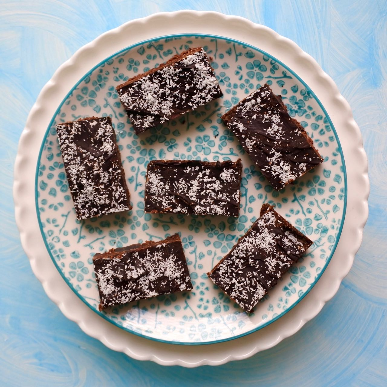 Chocolate Coconut Patties Dunmore Candy Kitchen: Green Gourmet Giraffe: No Bake Peppermint Patty Slice
