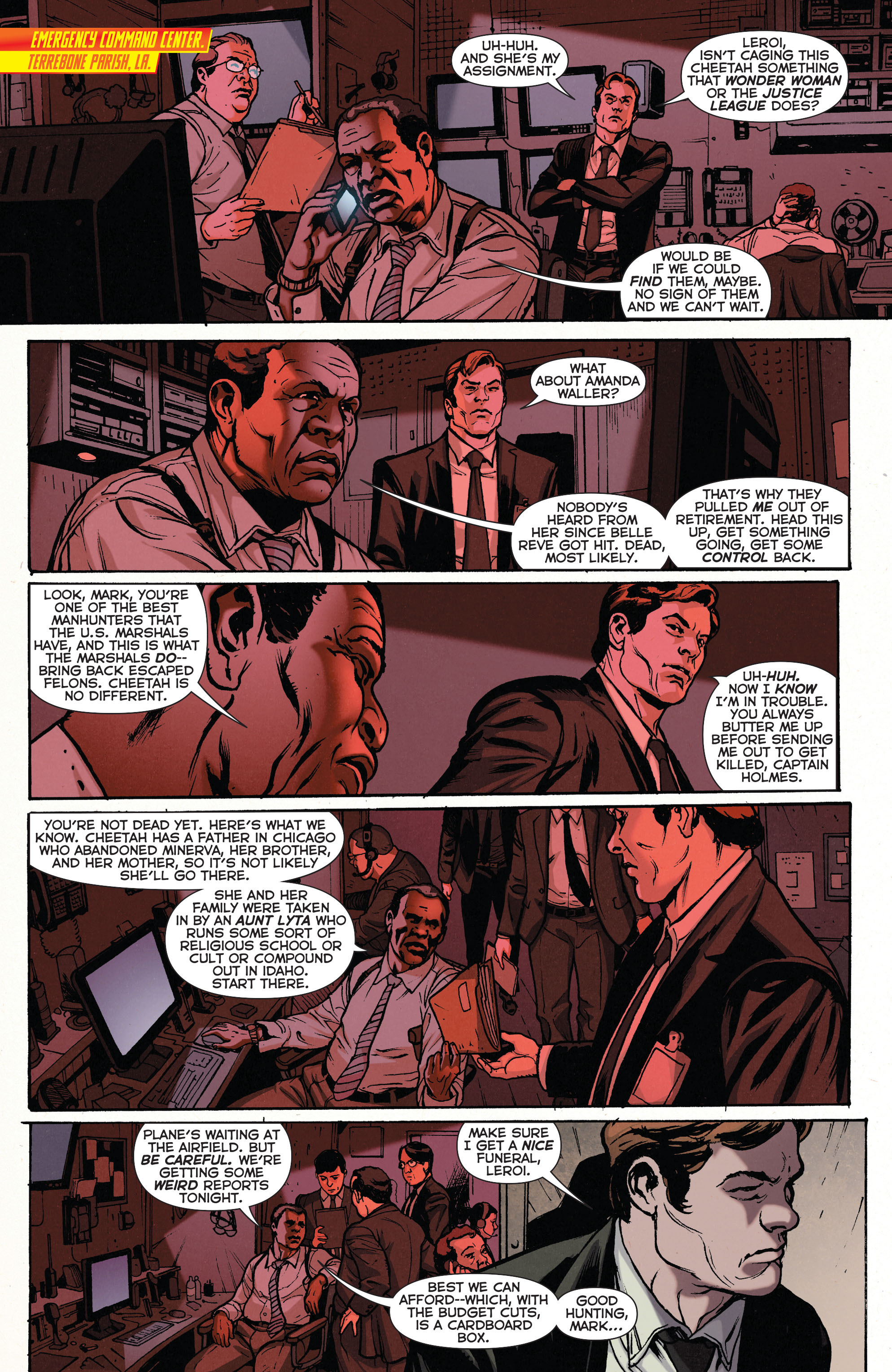 Read online Wonder Woman (2011) comic -  Issue #23.1 - 5