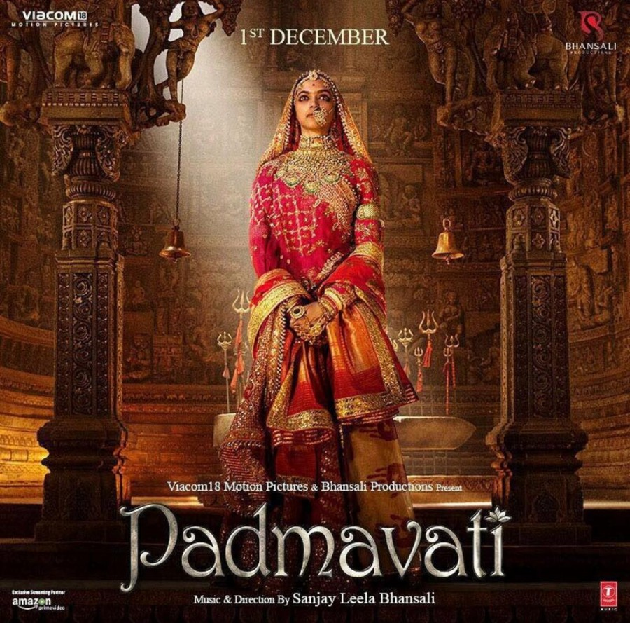 Padmavati First Look Poster Deepika Padukone Looks Stunning as Queen of Chittor