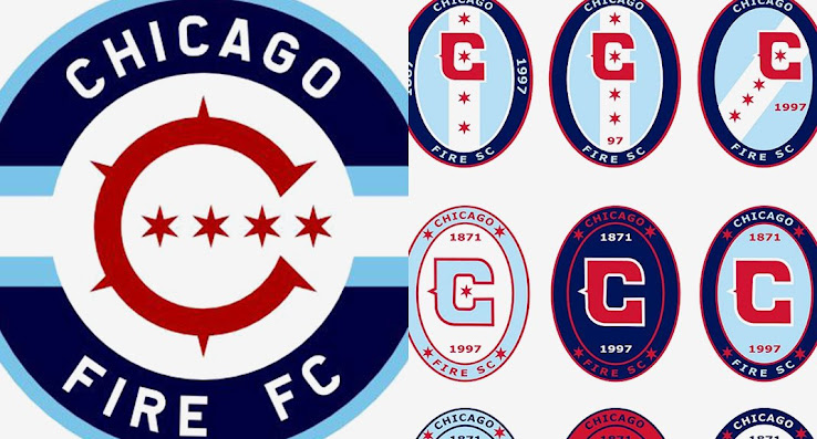 Better Than The Actual New One 10 Chicago Fire Logo Concepts By