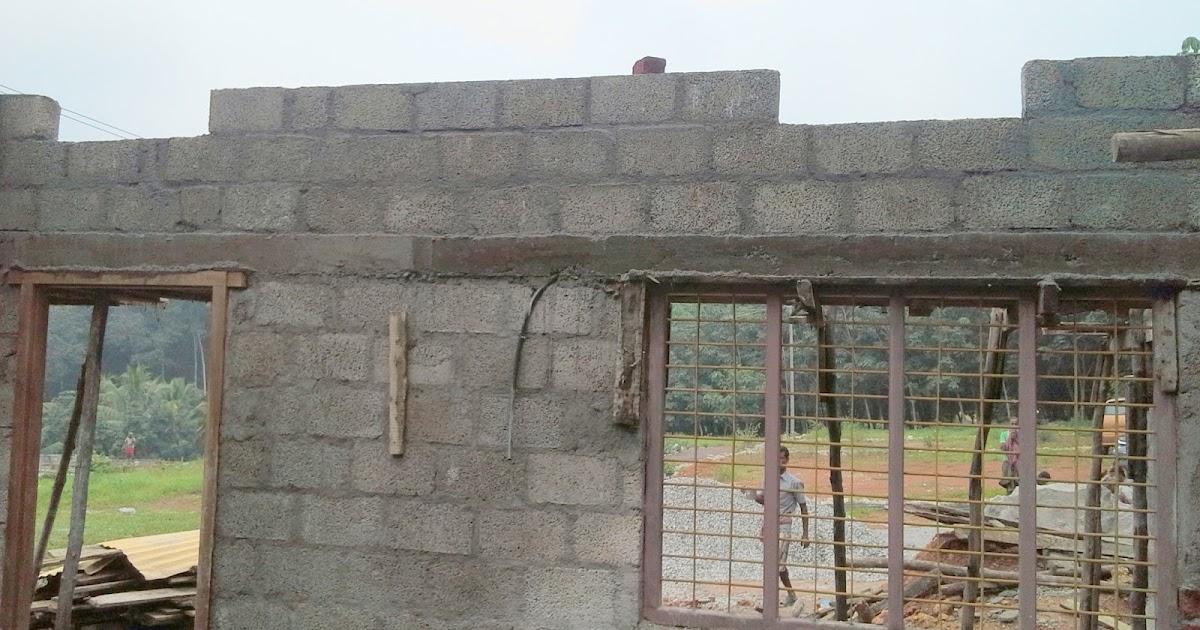 Kerala house construction tips 6 wall above lintel for Construction tips