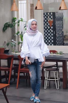 cara memakai hijab untuk kampus video hijab kampus