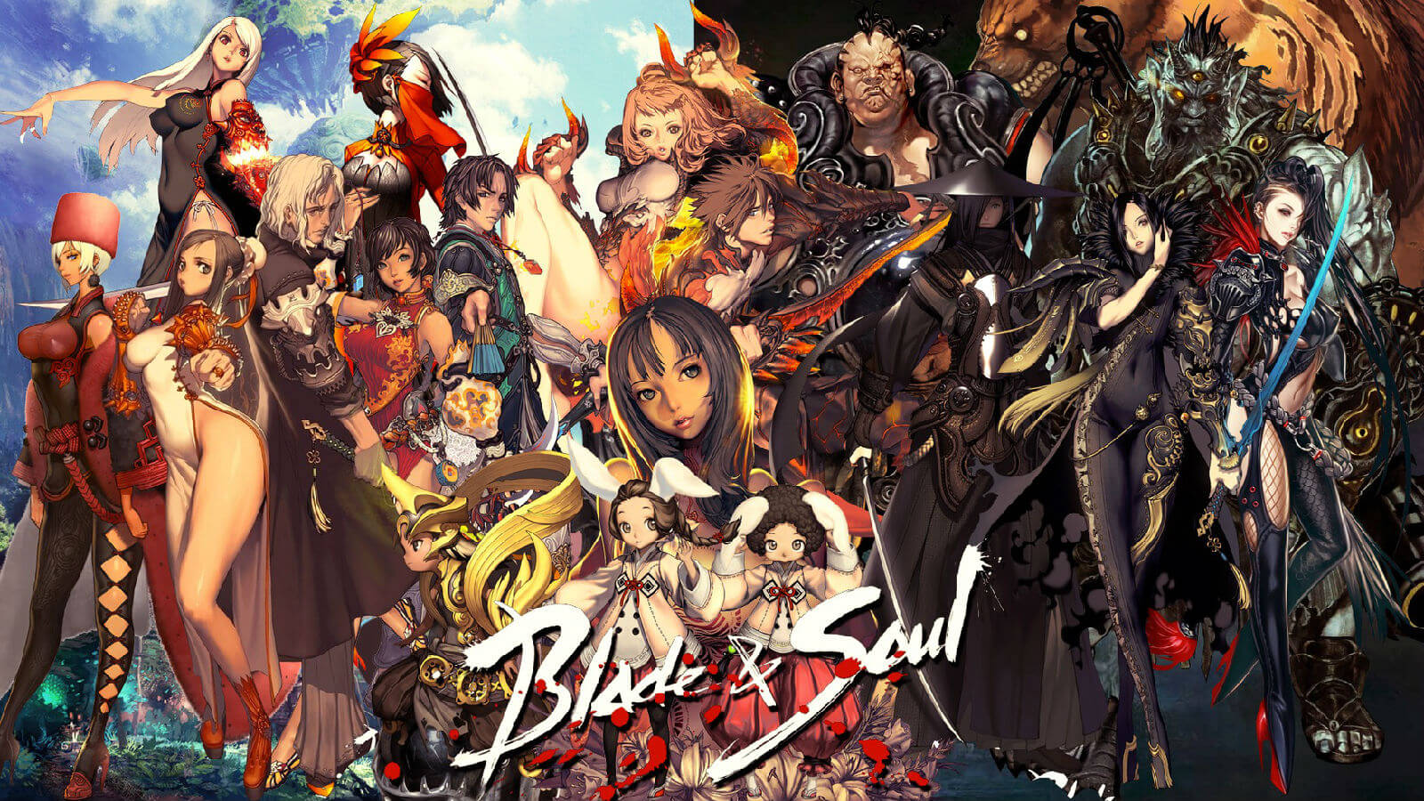 Blade & Soul [BD] Sub Indo : Episode 1-13 END