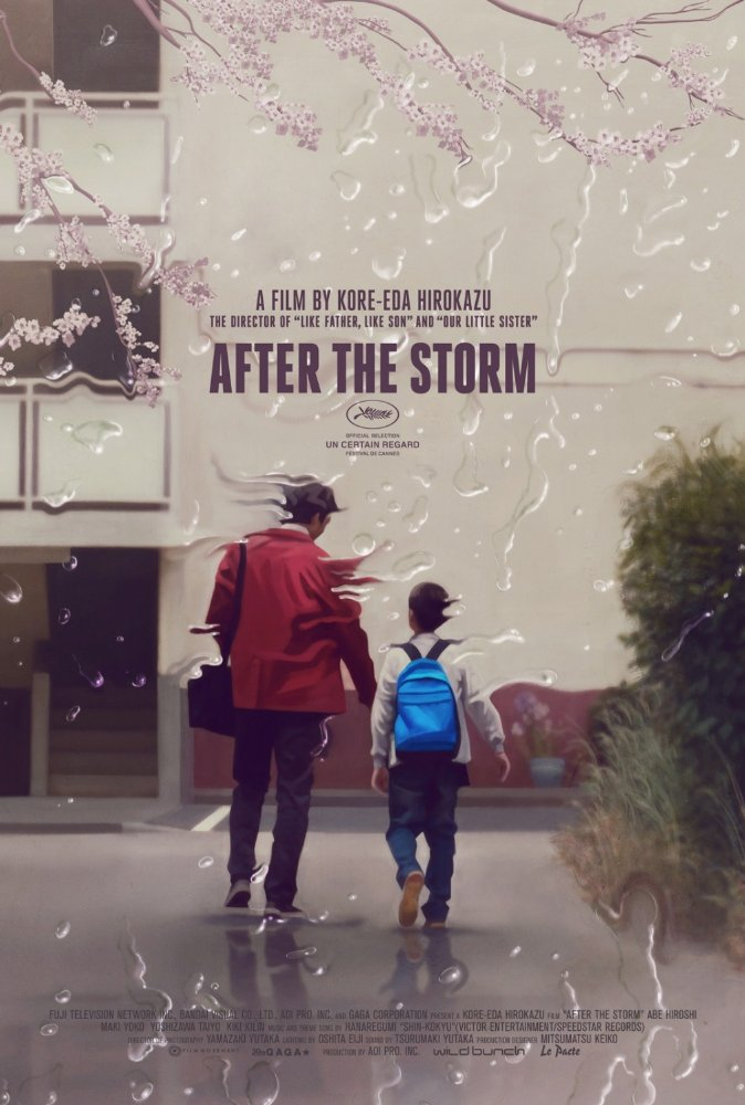 After The Storm 2016 Movie BluRay 720p & 480p With Bangla Subtitle