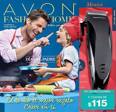 Avon Moda y Casa Campaña 9 2016
