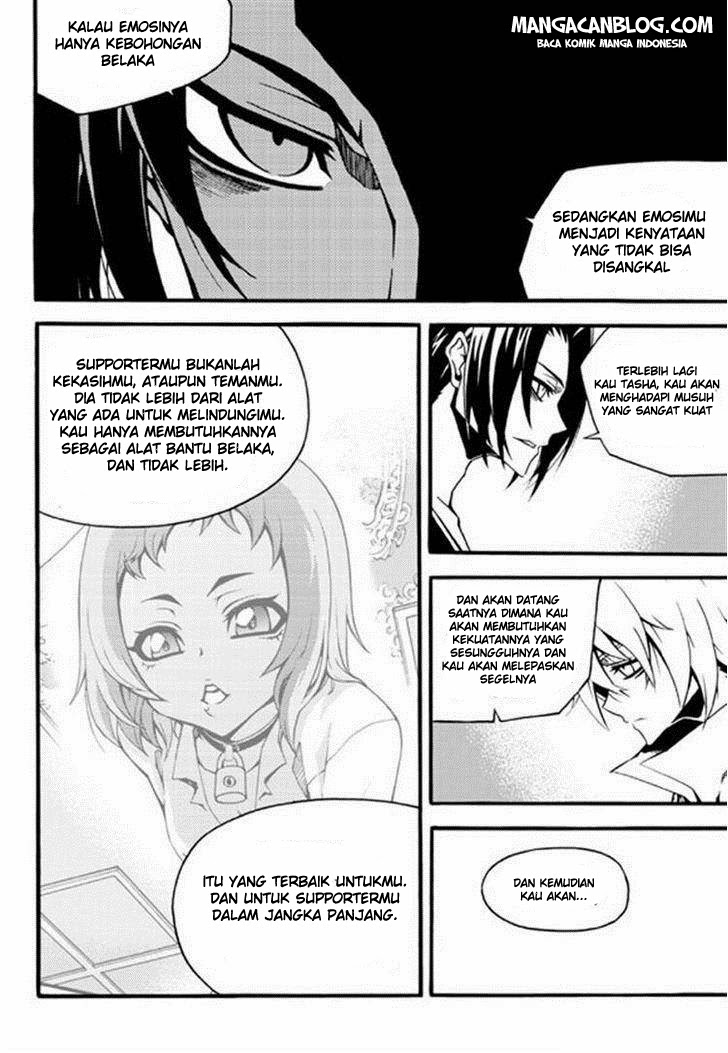 Witch Hunter Chapter 91