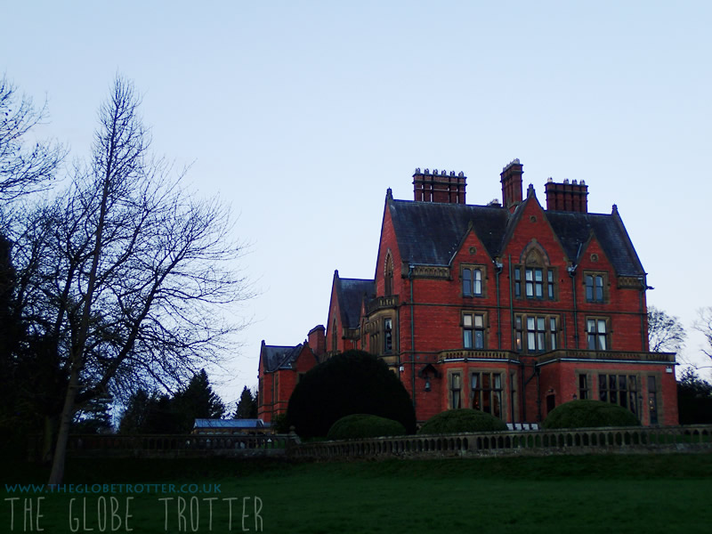 Wroxall Abbey Hotel and Estate in  Wroxall Warwickshire