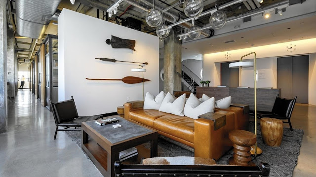 African Decor Makes A Splash In Hollywood 3