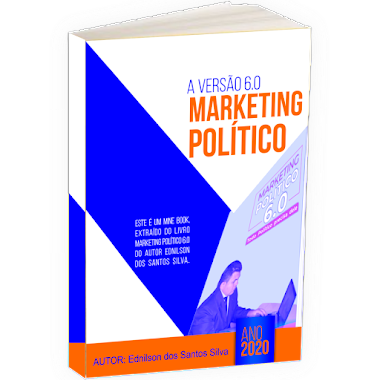 Mine book, A Versão 6.0 – Marketing Político, extraído do Livro Marketing Político 6.0