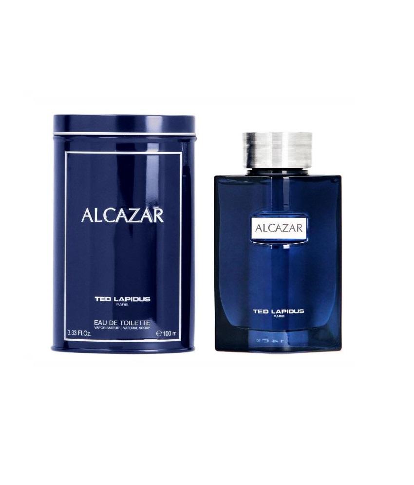 Alcazar Men Ted Lapidus Perfume 100 ML