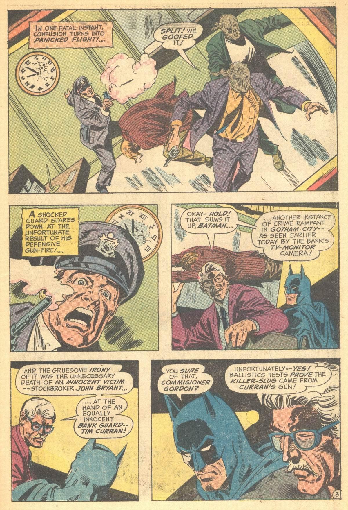 Detective Comics (1937) 424 Page 4