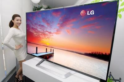 LG's world's first 88-inch 8K TV
