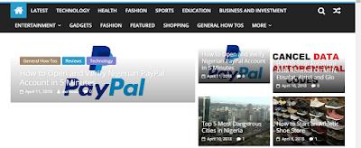 nigeriaonlineguide- Homepage