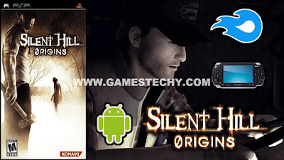 Silent Hill Origins PSP Highly Compressed ISO