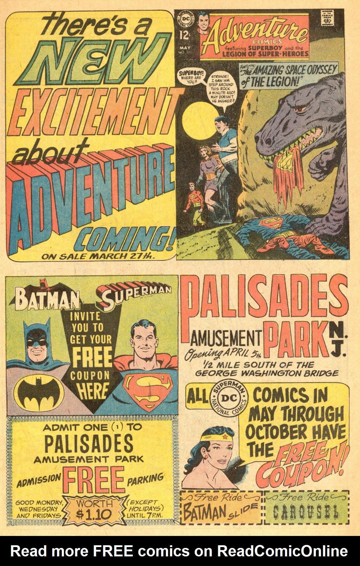 Strange Adventures (1950) issue 218 - Page 23