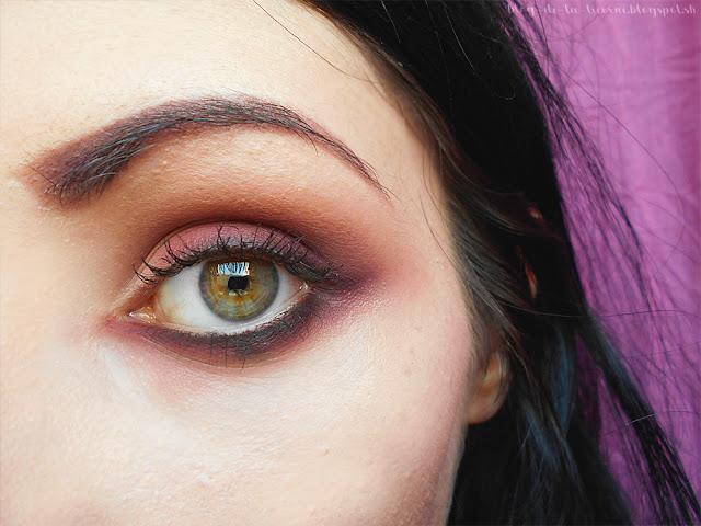 EXO Baekhyun's Smoky Eyes Makeup Inspiration