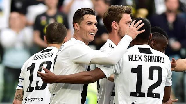 'Beberapa Pemain Juventus Menderita dengan Adanya Ronaldo'