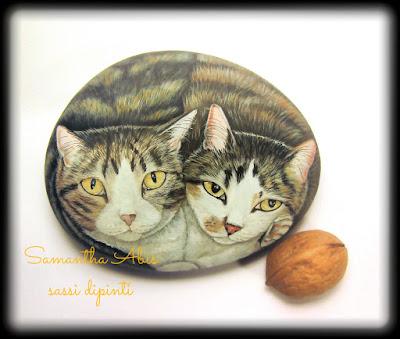 sassi dipinti gatticosto