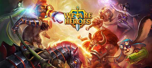 We Are Heroes (FREE DOWNLOAD GAME) - Free Games for Android, Ios and