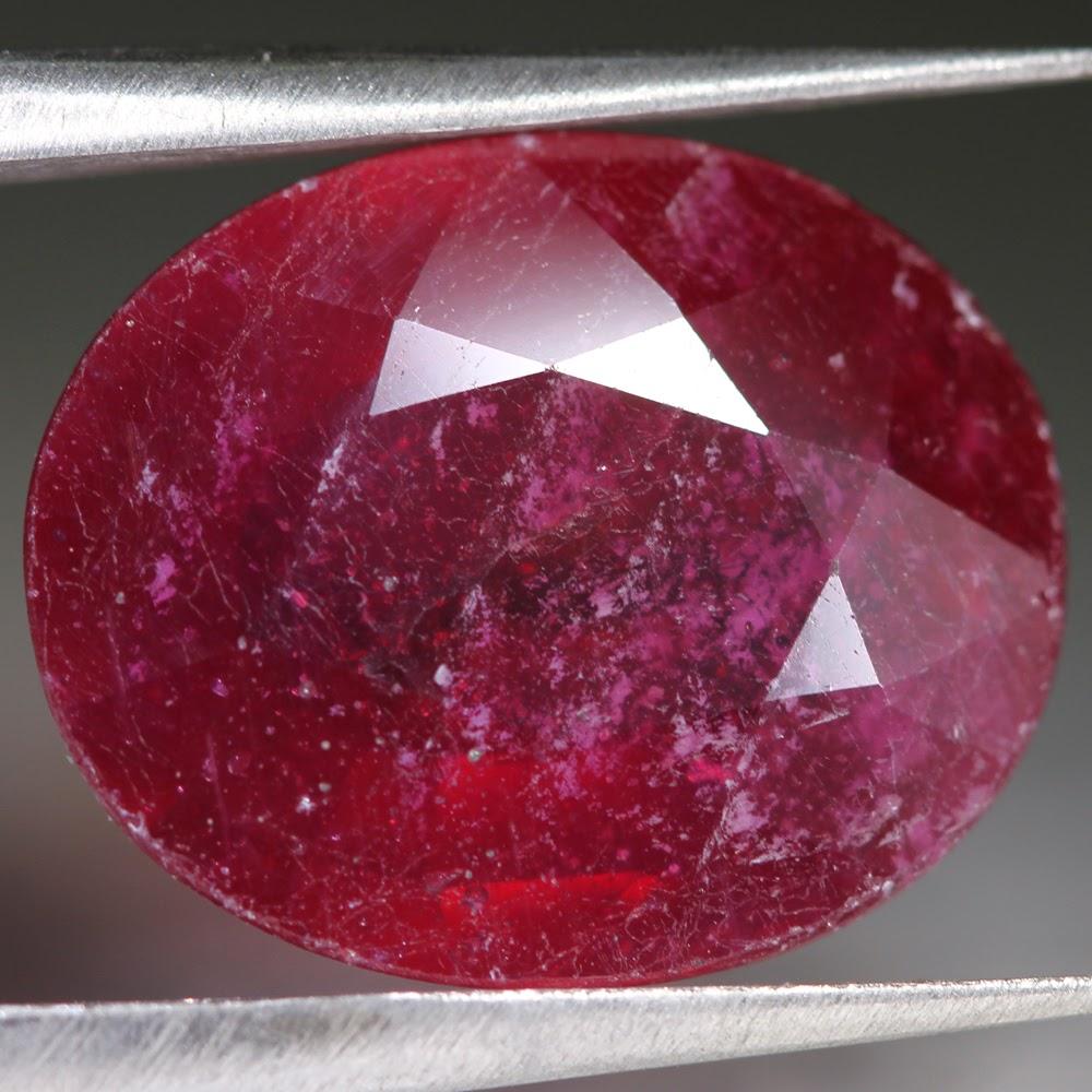 Information Burma Ruby Gemstone Price Unheated Burma