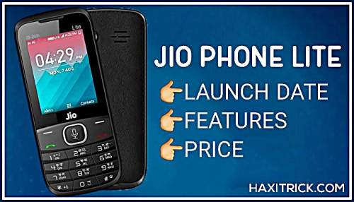 Jio Phone Lite Price Launch Date Features and Specification in Hindi 2020