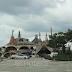 Istana Flinstone Milik DYMM Sultan Johor Di Mersing